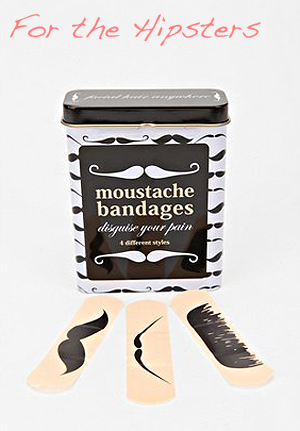 houstache bandages