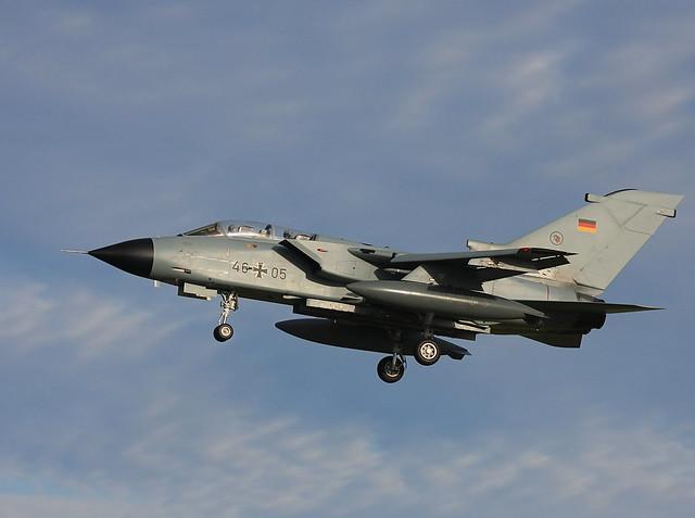 """Panavia Tornado IDS(T) / 46+05 / Aufklärungsgeschwader 51 """"Immelmann"""""""