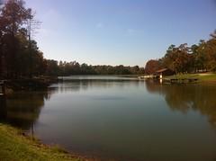 Lincoln Parish Park Lake