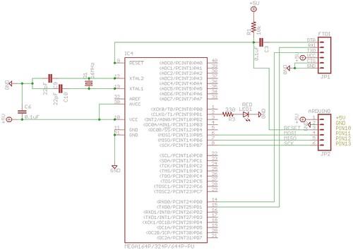 Arduino on ATmega1284P | maniacbug
