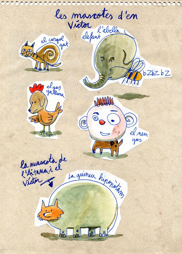 Pets / Mascotes