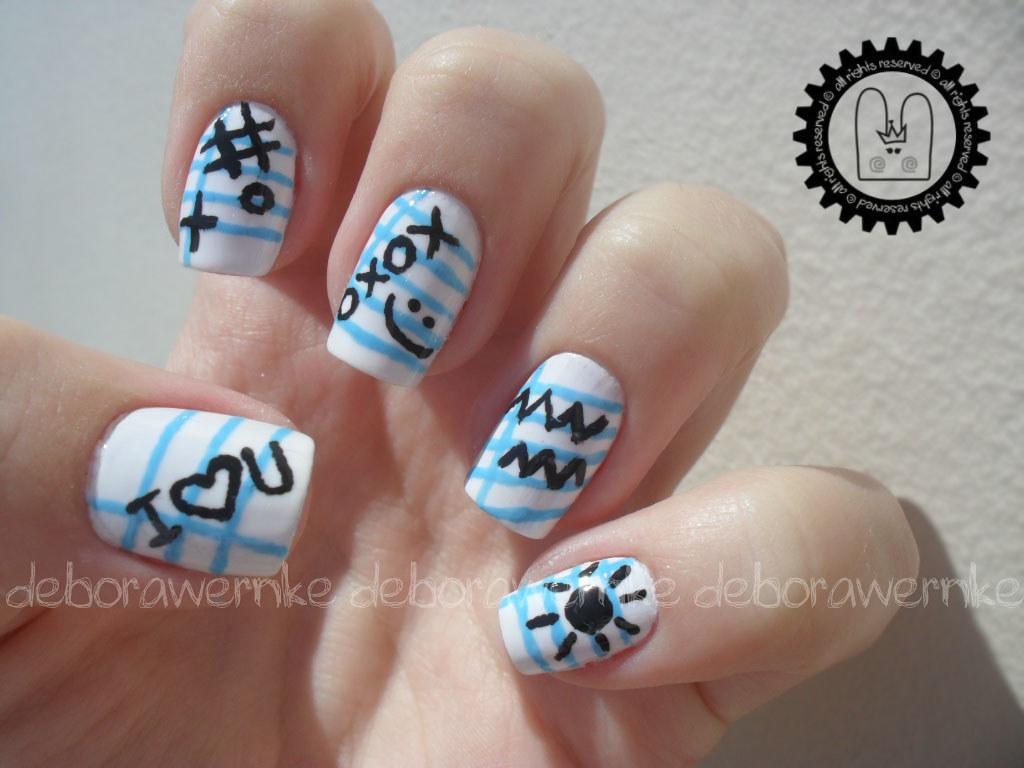 Teen Nail Art 84