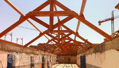 Tags estructura de madera - Estructura madera laminada ...