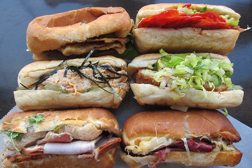 ink.sack: Assorted Sandwiches