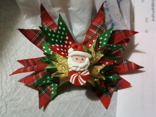 Christmas Bow 1
