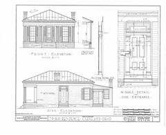 T.P. May residence, sheet 2