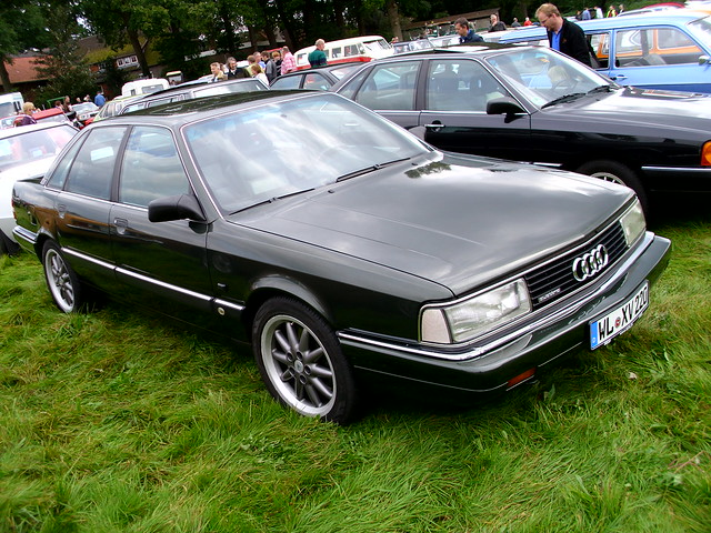 audi 200 c3 turbo 20v quattro 1 flickr photo sharing. Black Bedroom Furniture Sets. Home Design Ideas