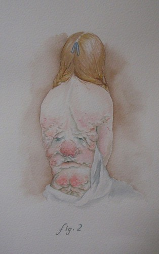 "Christina Corfield ""Backface"" (detail 1)"