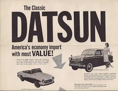 1960 Nissan USA