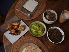 木, 2011-12-01 18:25 - 印度料理の食卓