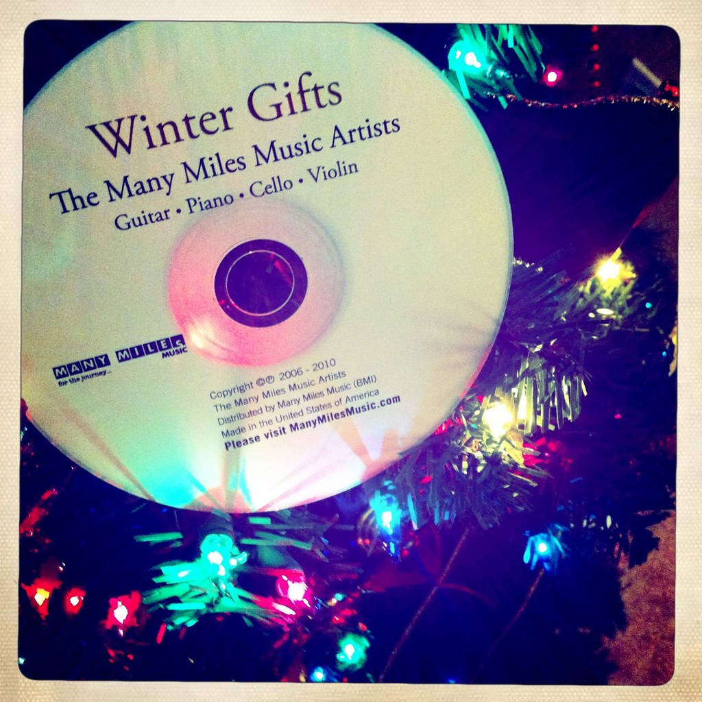 Favorite Holiday CD