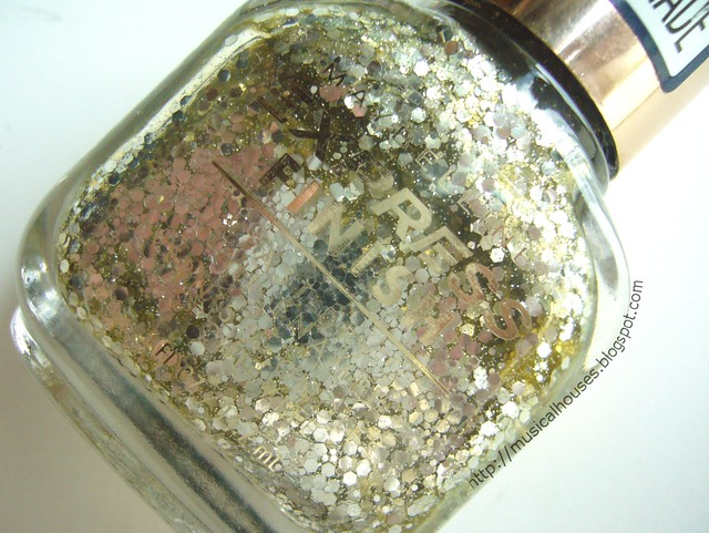 maybelline silver spells bottle