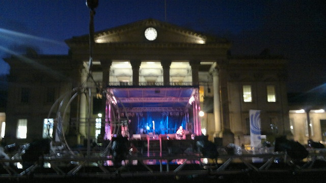 Huddersfield Festival of Light 2011
