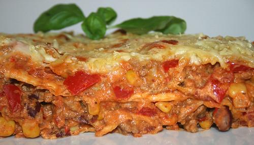 43 - Tortilla-Lasagne - CloseUp