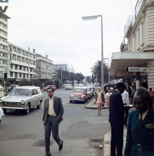 Nairobi from life of Ernest Hemingway