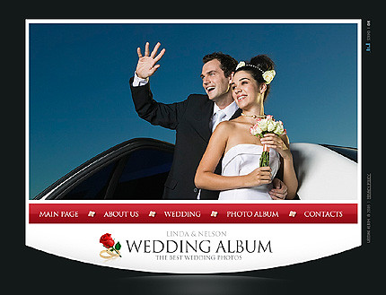 Flash site 24664 Wedding album