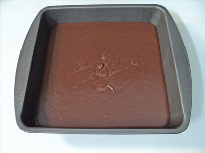 fudge in square pan