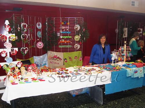 ♥♥♥  Da feira de Natal de Thoiry 2011... by sweetfelt \ ideias em feltro
