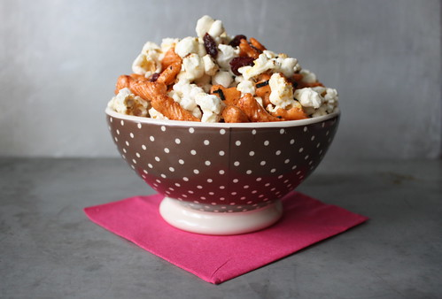 Homemade Party Snack Mix