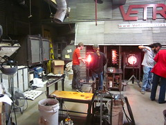 VETRO Glassblowing Studio (Grapevine, TX)