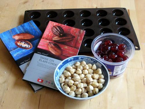 how to make homemade chocolates