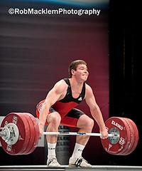 IVANOV Artem UKR 94kg snatch sequence