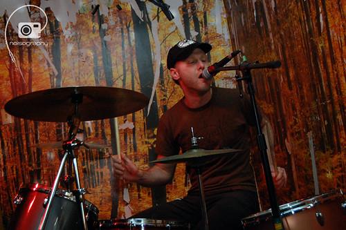 Air/Fire - Nov. 17th 2011 @ Gus' Pub - 02