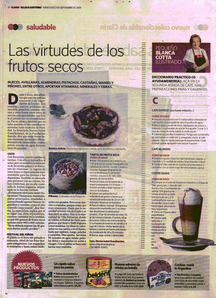 Diario Clar°n 02-09-09