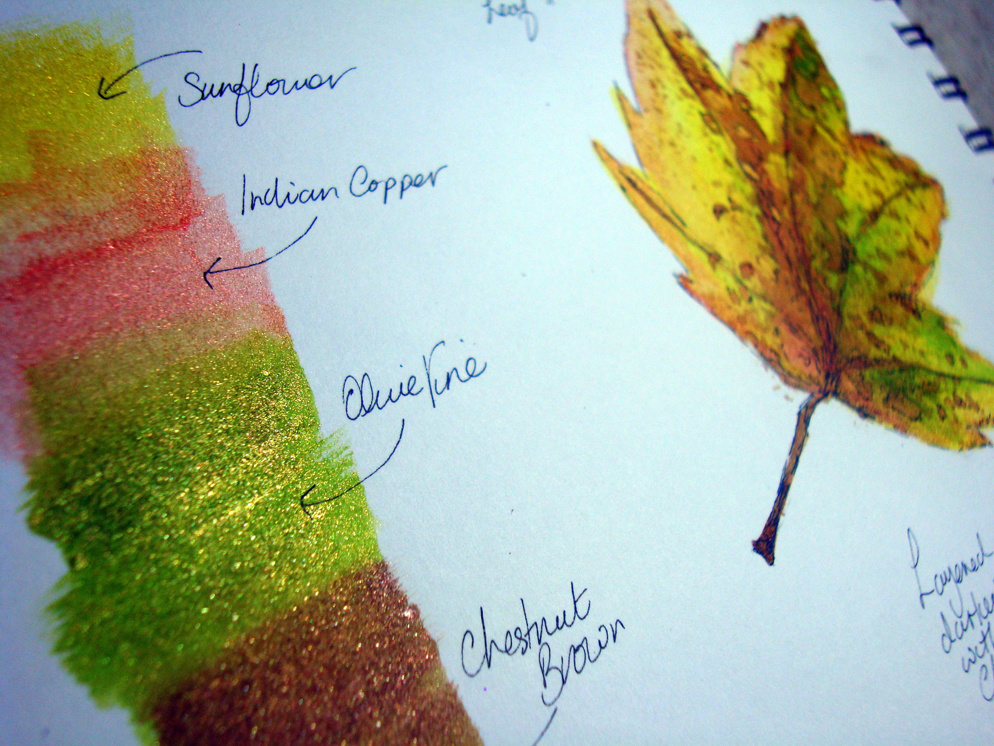 Twinkling Tutorial: Autumn Leaf