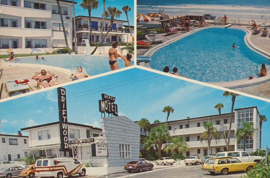 Driftwood Motel - Ormond Beach, Florida
