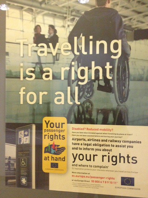 Traveling is a right for all
