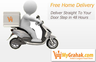 Free Home delivery with no minimum value