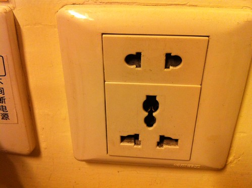 Complitaed Power-Plug