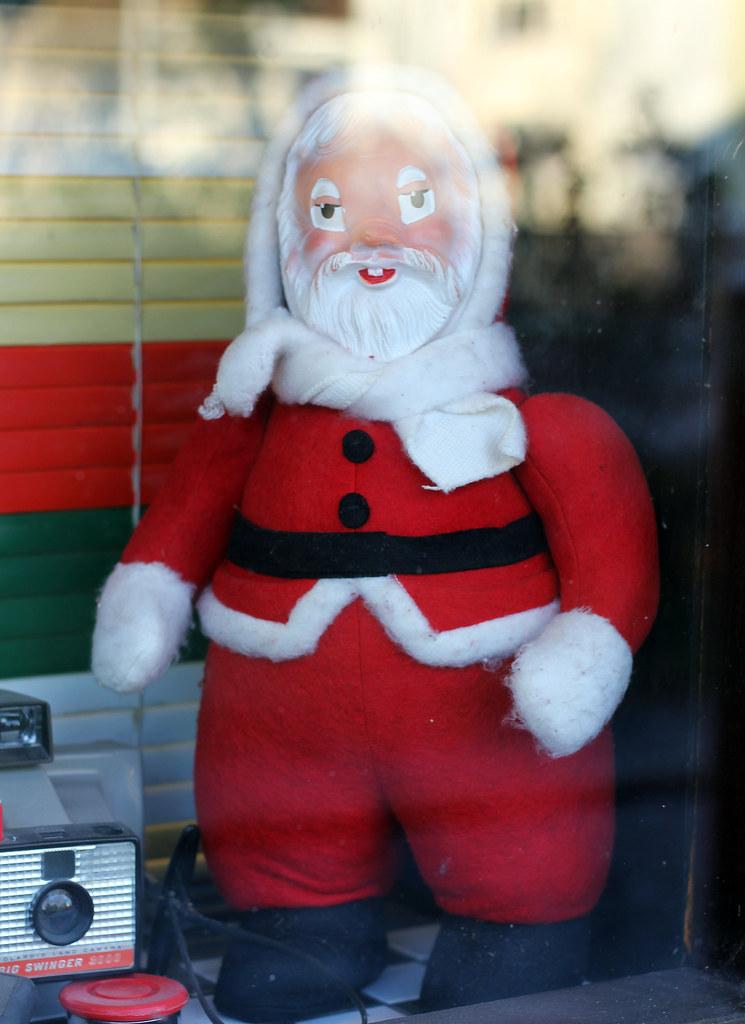 Sixties Santa
