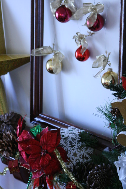Christmas Mantle I