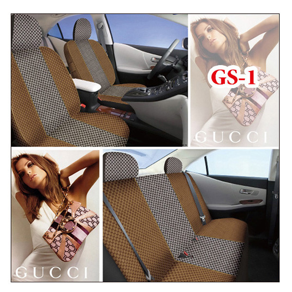 Miraculous Gs 1 Gucci Pattern Pure Cotton Jacquard Car Seat Cover Set Andrewgaddart Wooden Chair Designs For Living Room Andrewgaddartcom