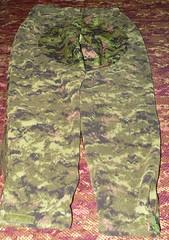 IECS Combat Trouser Vista General Trasera Mod.