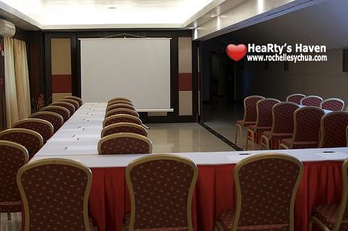 Boracay Mandarin Island Hotel Conference Room