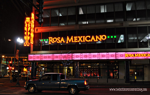 Rosa Mexicano ~ Minneapolis, MN