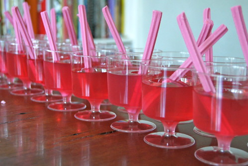 8th Birthday Party Ideas - Jelly