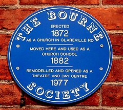 Photo of Blue plaque number 8307