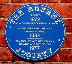 Photo of Blue plaque № 8307