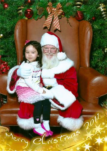 Corrina Christmas 2011