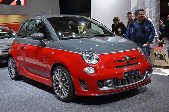 2011 Fiat 500 Abarth