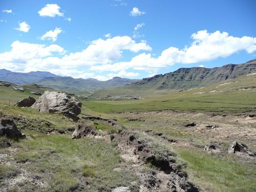 Lesotho mountains (1)