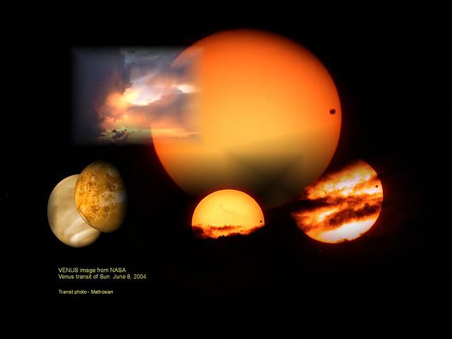 space station venus sun - photo #33