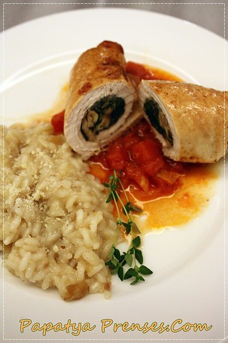 risotto ve sarma (2)