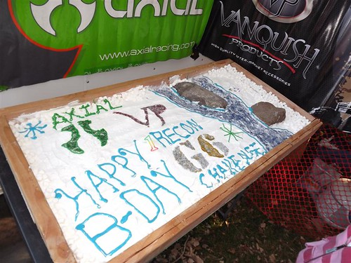 RECON G6 BDAY BASH 2011