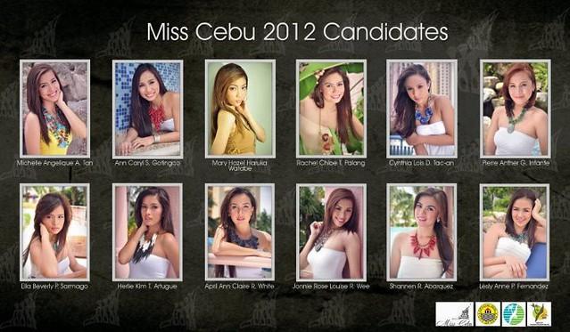 Miss Cebu 2012