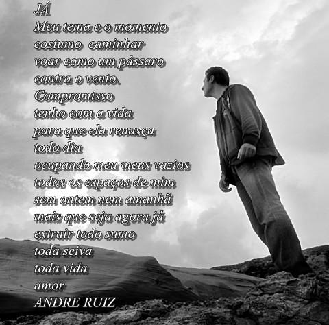 JÁ by amigos do poeta
